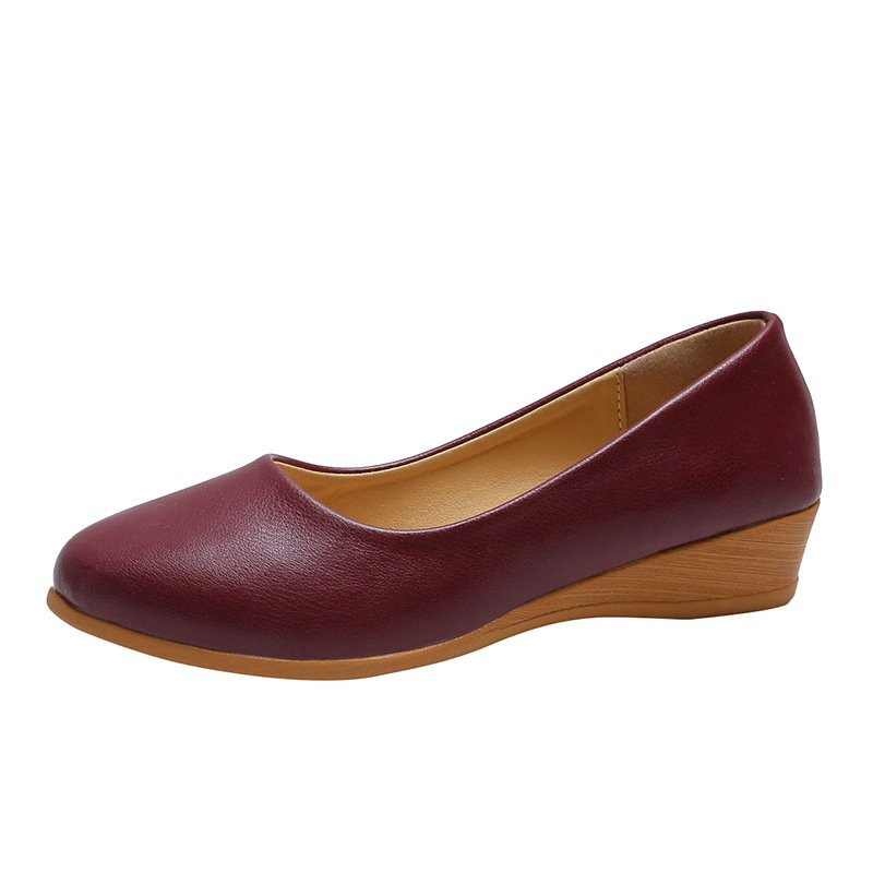 Japan Comfortable Wedge Shoes