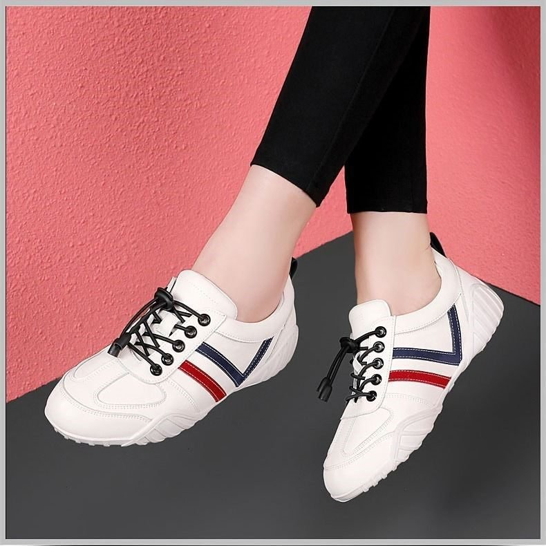 All-Match White Shoes