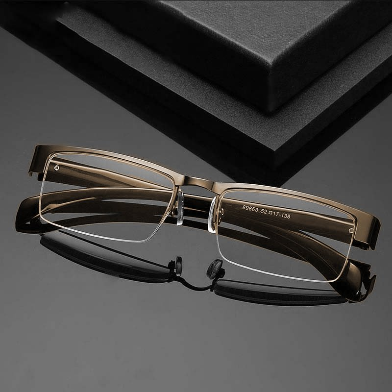 [Made in Japan] Professional Steel Reading Glasses