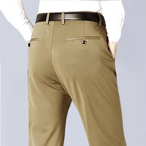 Tencel Non-ironing Wrinkle Resistant Suit Pants